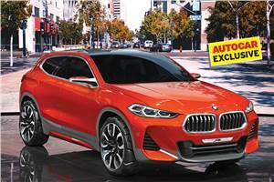 BMW X2, X4 India bound in 2018