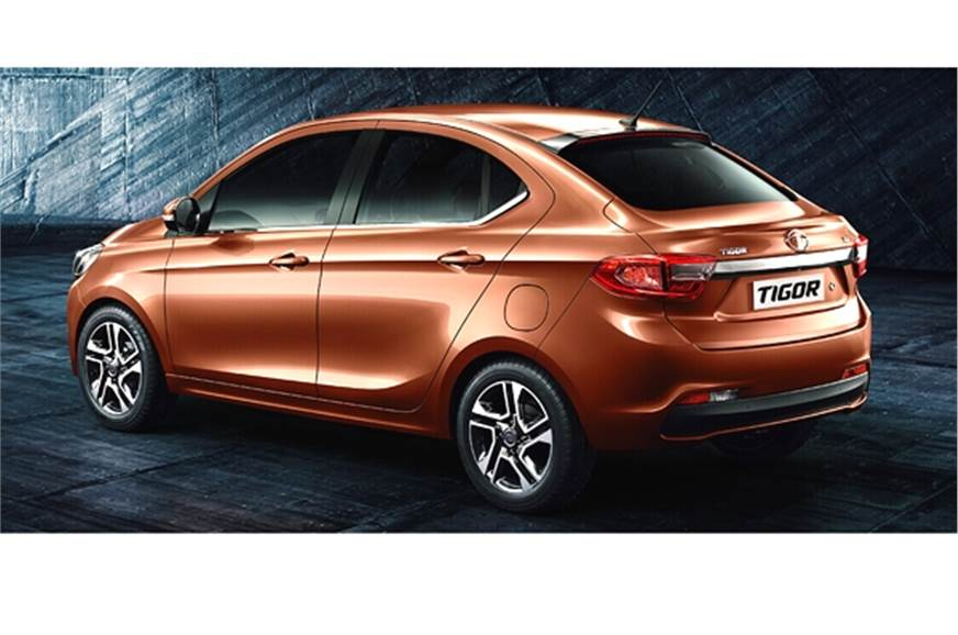 Electric version of the Tata Tigor could be the winning v...