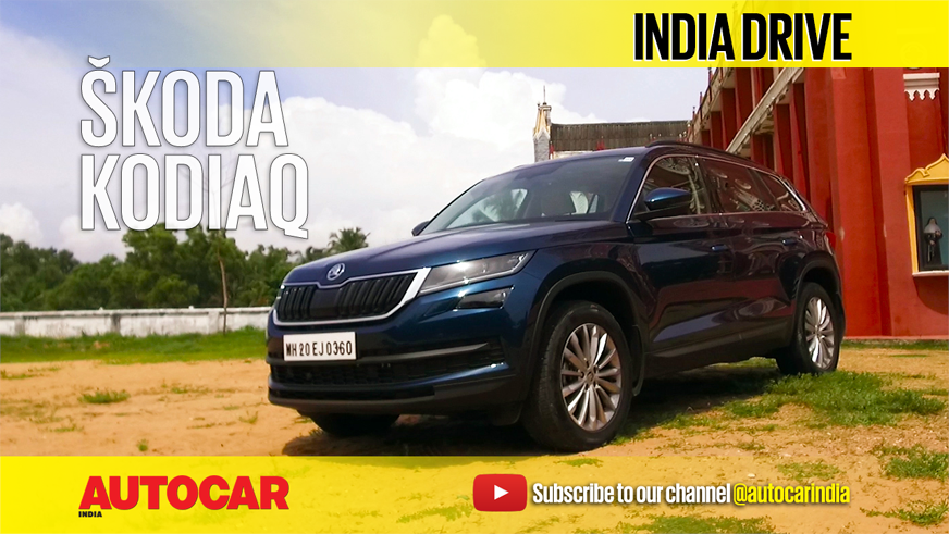 2017 Skoda Kodiaq India video review
