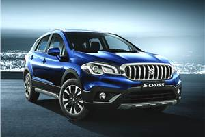 2017 Maruti S-Cross facelift launched at Rs 8.49 lakh