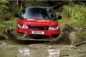 Range Rover Sport facelift revealed