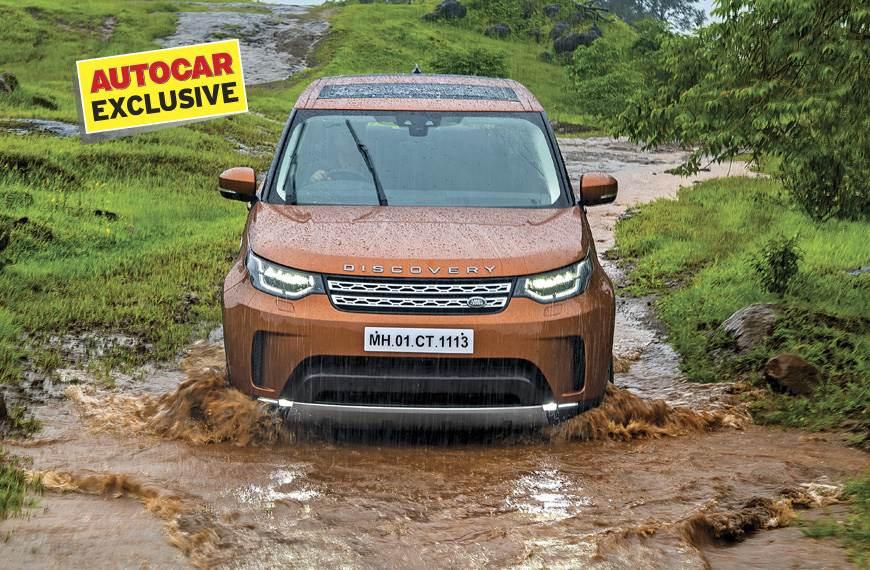 2017 Land Rover Discovery review, test drive