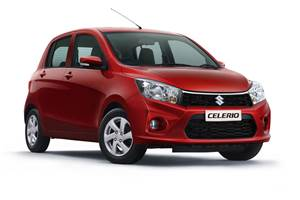 2017 Maruti Celerio facelift launched at Rs 4.15 lakh