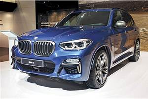 Upcoming BMW X3 M to rival the Mercedes-AMG GLC 63