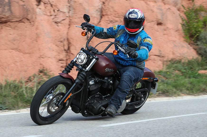 2018 Harley-Davidson Street Bob review, test ride
