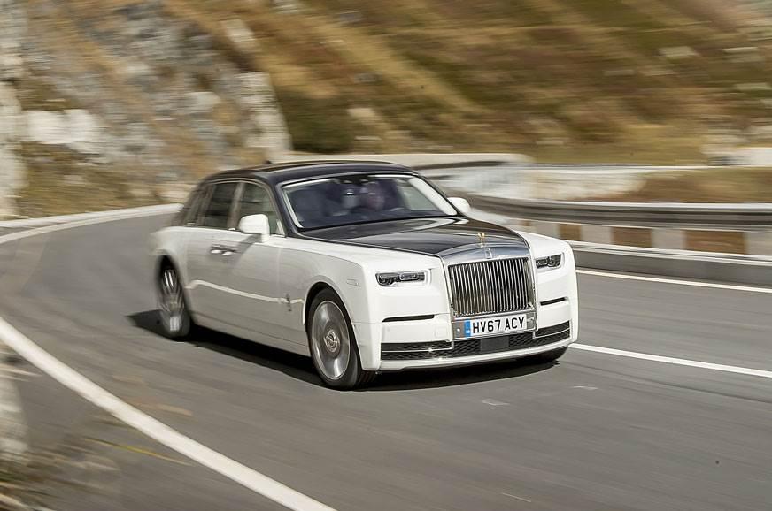 2018 Rolls-Royce Phantom review, test drive