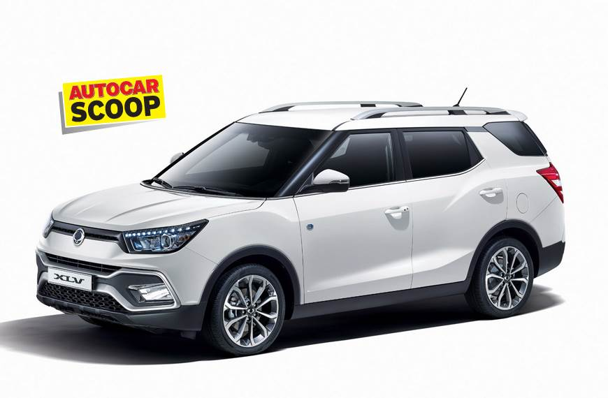The Tivoli-based S201 will come with a five and a seven seater variant in India.