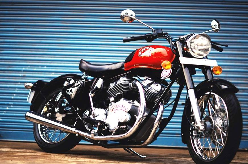 Carberry Motorcycles launches 1,000cc bike at Rs 7.35 lakh