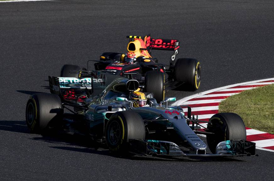 Hamilton wins Japanese GP as Vettel faces another setback