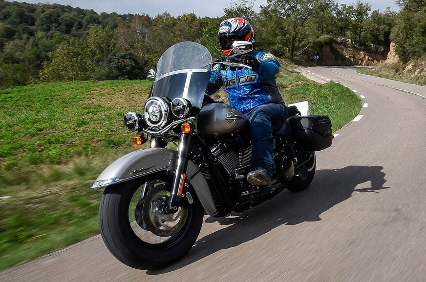 2018 Harley-Davidson Heritage Classic review, test ride