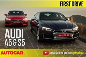 2017 Audi A5, S5 Sportback video review