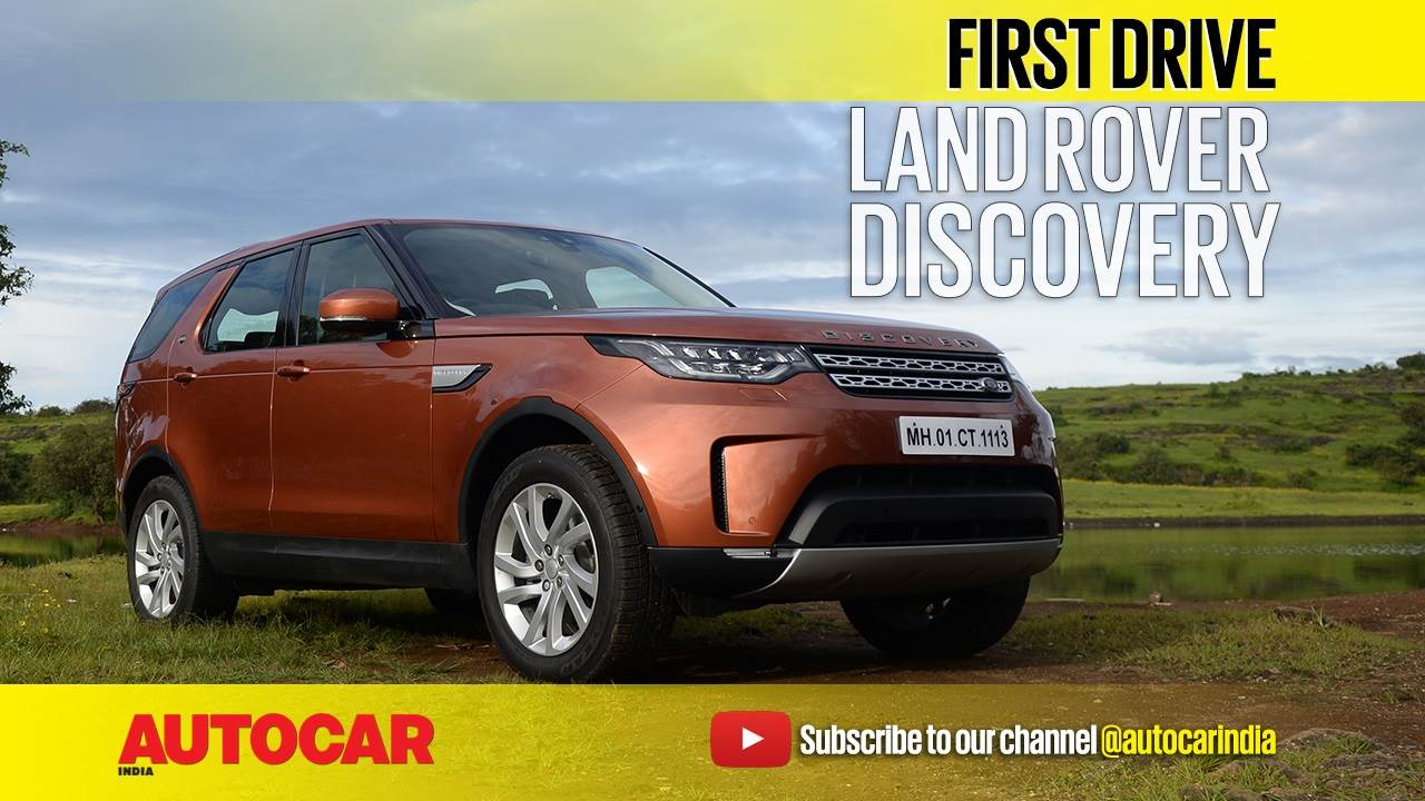 2017 Land Rover Discovery video review