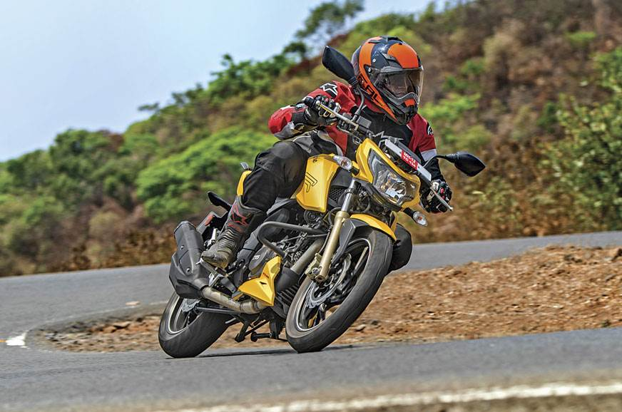 TVS Apache RTR 200 long term review, final report
