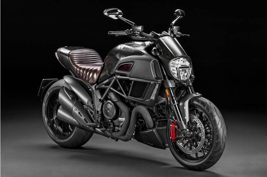 2017 Ducati Diavel Diesel launched at Rs 21.7 lakh