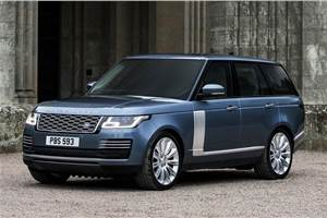 Range Rover facelift unveiled with new P400e plug-in hybrid variant