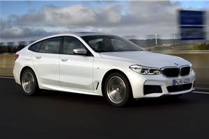 2017 BMW 6-series GT review, test drive