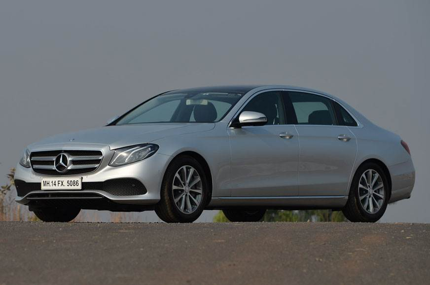 The new E-class has become Mercedes' best-seller.