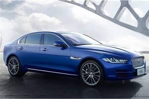 Jaguar XEL unveiled in China