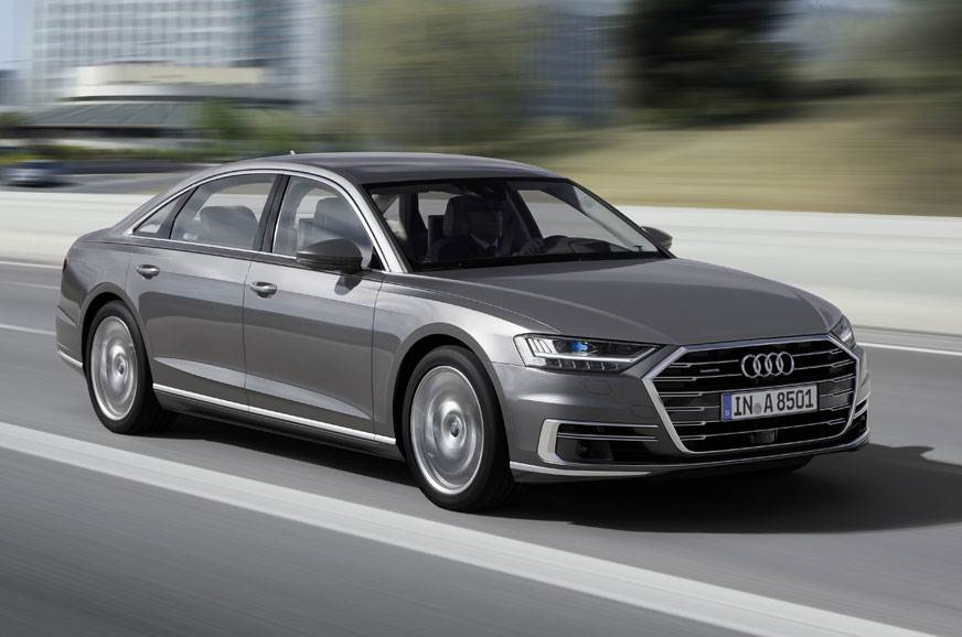 2018 Audi A8 review, test drive