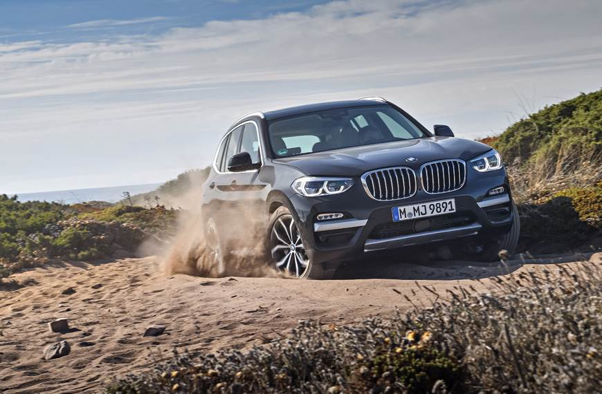 2017 BMW X3 review, test drive