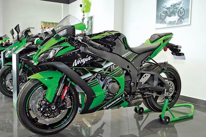 Kawasaki to open 10 new showrooms