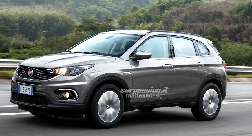 Jeep Compass Based Fiat Suv In The Works Autocar India