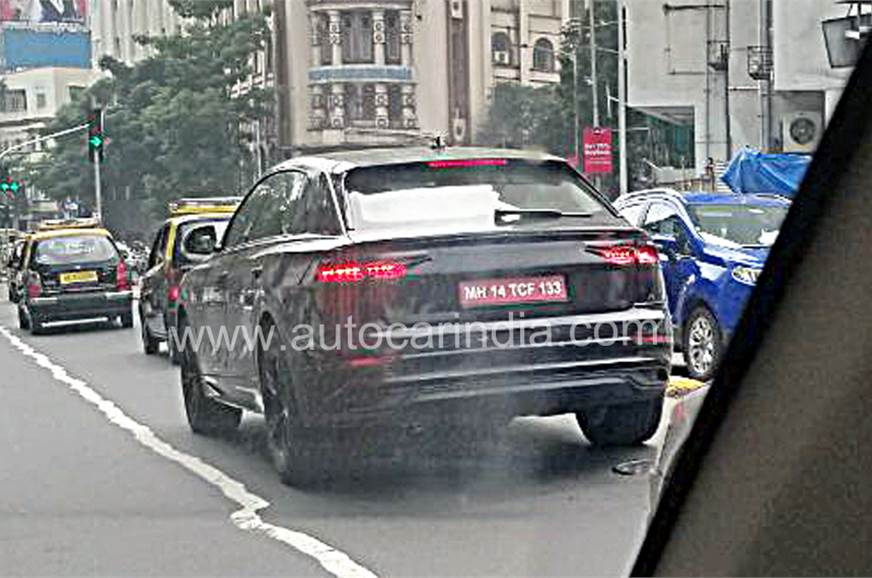 New Audi Q8 to rival the BMW X6 and Mercedes GLE coupe.