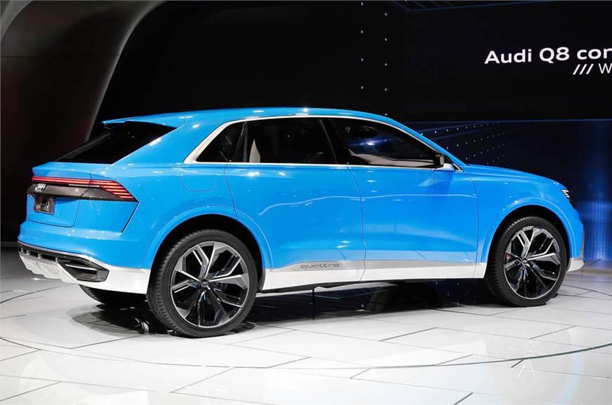 Audi Suv Car Price In India