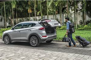 2017 Hyundai Tucson long term review, second report