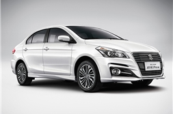 Suzuki Alivio (Maruti Ciaz) facelift revealed