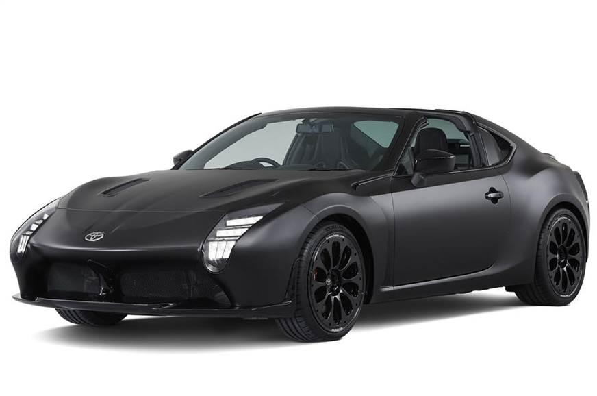 Toyota GR HV Sports concept.
