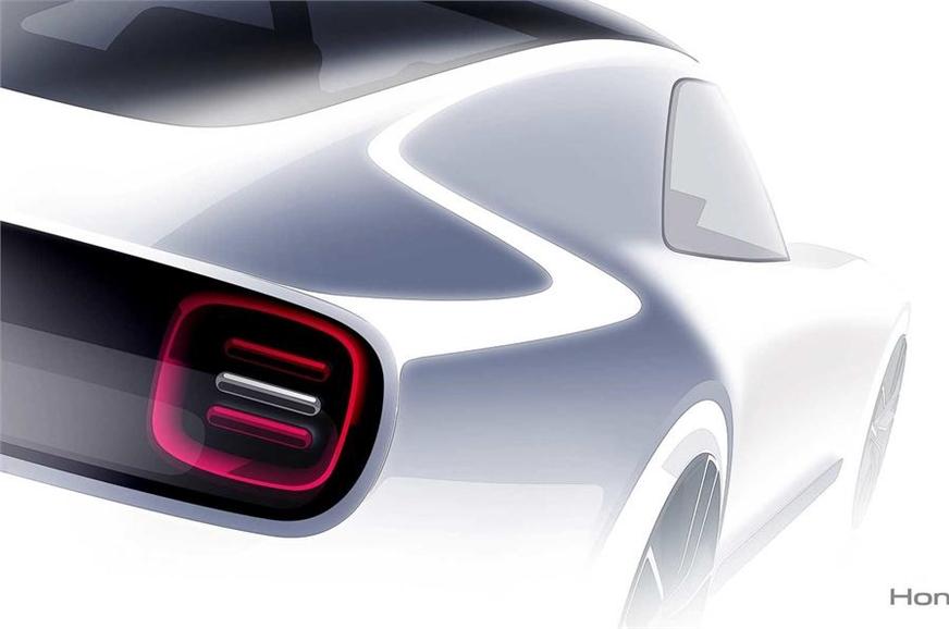 Honda Sports EV concept.
