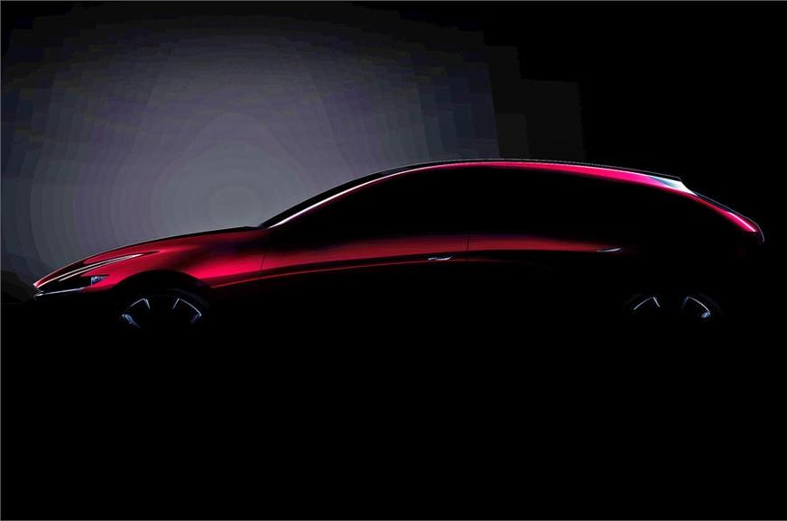 Mazda 'product concept'.