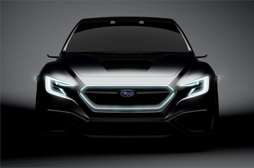 Subaru Viziv Performance concept.