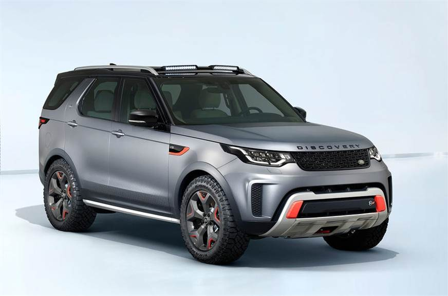Jaguar Land Rover to produce more hardcore SVX-badged off-roaders