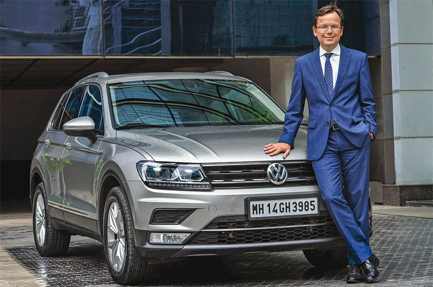 In conversation with Steffen Knapp Director, Volkswagen Passenger Cars