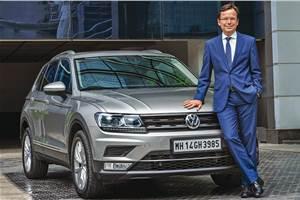 In conversation with Steffen Knapp Director, Volkswagen Passenger Cars