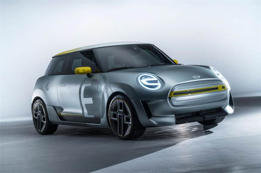 The Mini EV due in 2019.