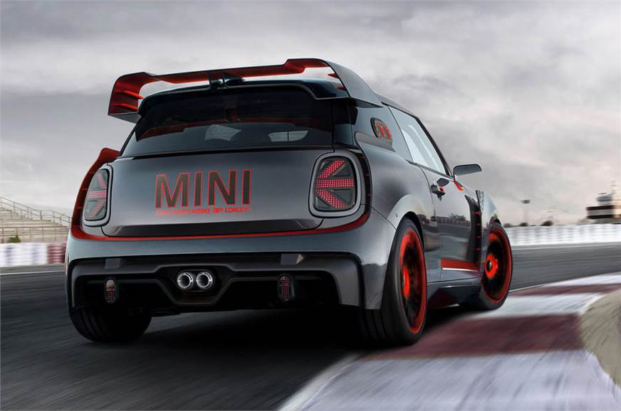 The Mini GP concept.