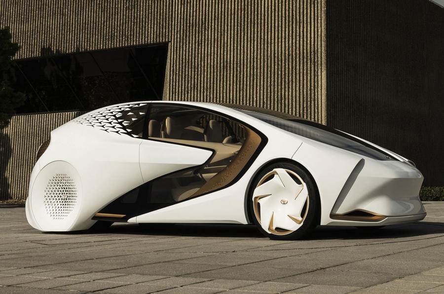 Toyota Concept-i features AI tech due on roads from 2020