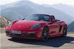 365hp Porsche 718 Cayman GTS and Boxster GTS unveiled
