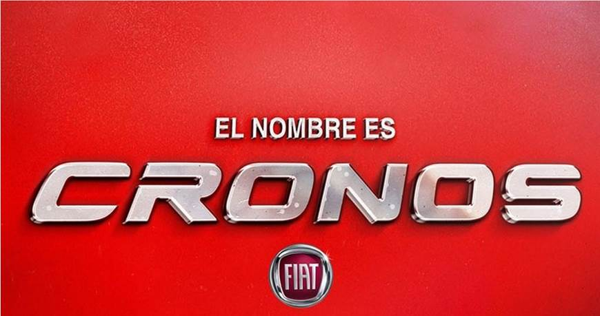 Fiat Cronos sedan to be unveiled early next year