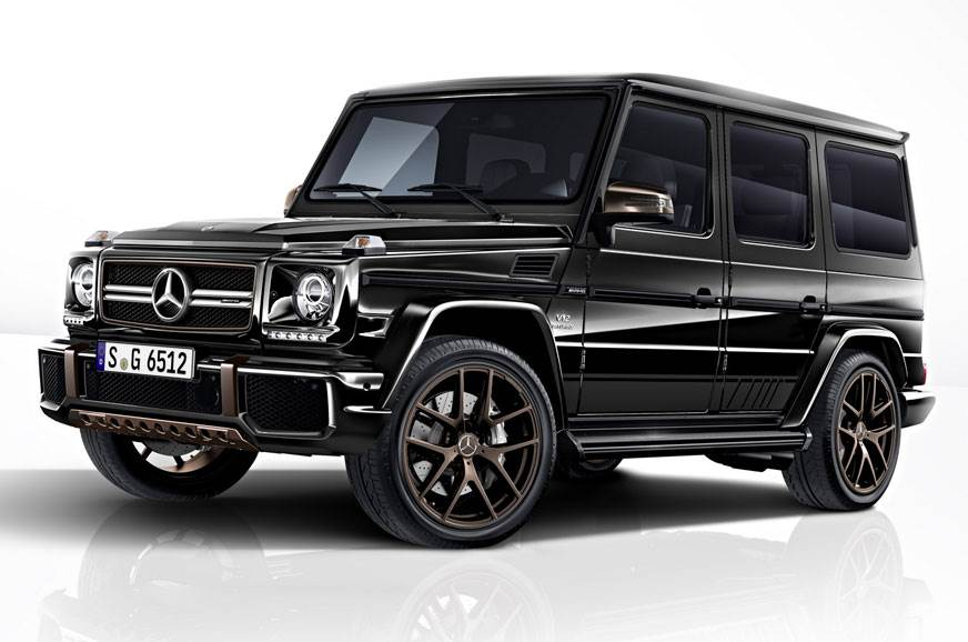 Mercedes-AMG G 65 Final Edition unveiled