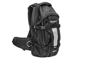 Kreiga R25 motorcycle backpack review