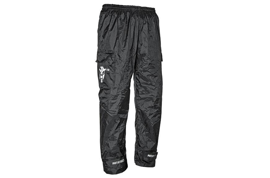 Mototech Hurricane pants review