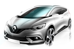 Renault to launch a compact MPV in India