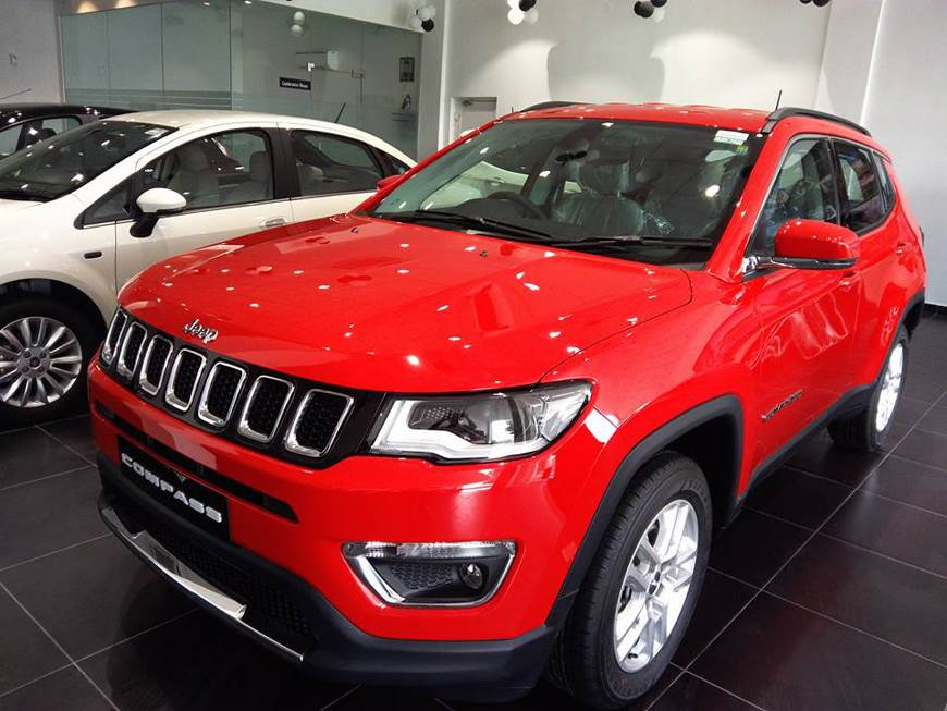 Jeep Compass helps FCA India gain market share