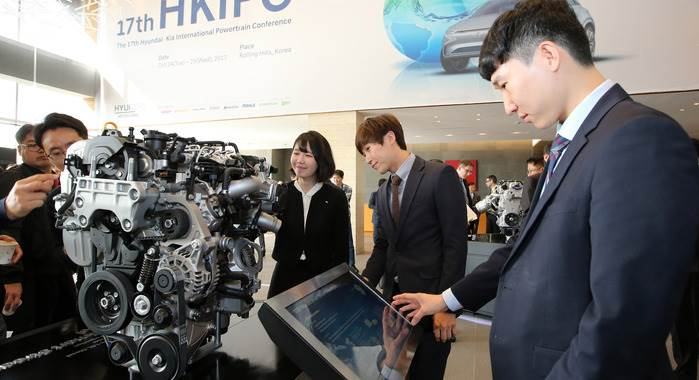 Hyundai plans to develop 16 new engines, 6 gearboxes by 2022