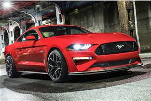 Ford Mustang GT facelift gets new Level 2 Performance Pack