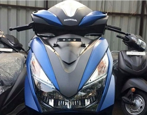 Honda announces new Grazia scooter